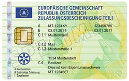osztrák új kártya alapú forgalmi