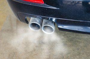 holland autó károsanyag-kibocsátás